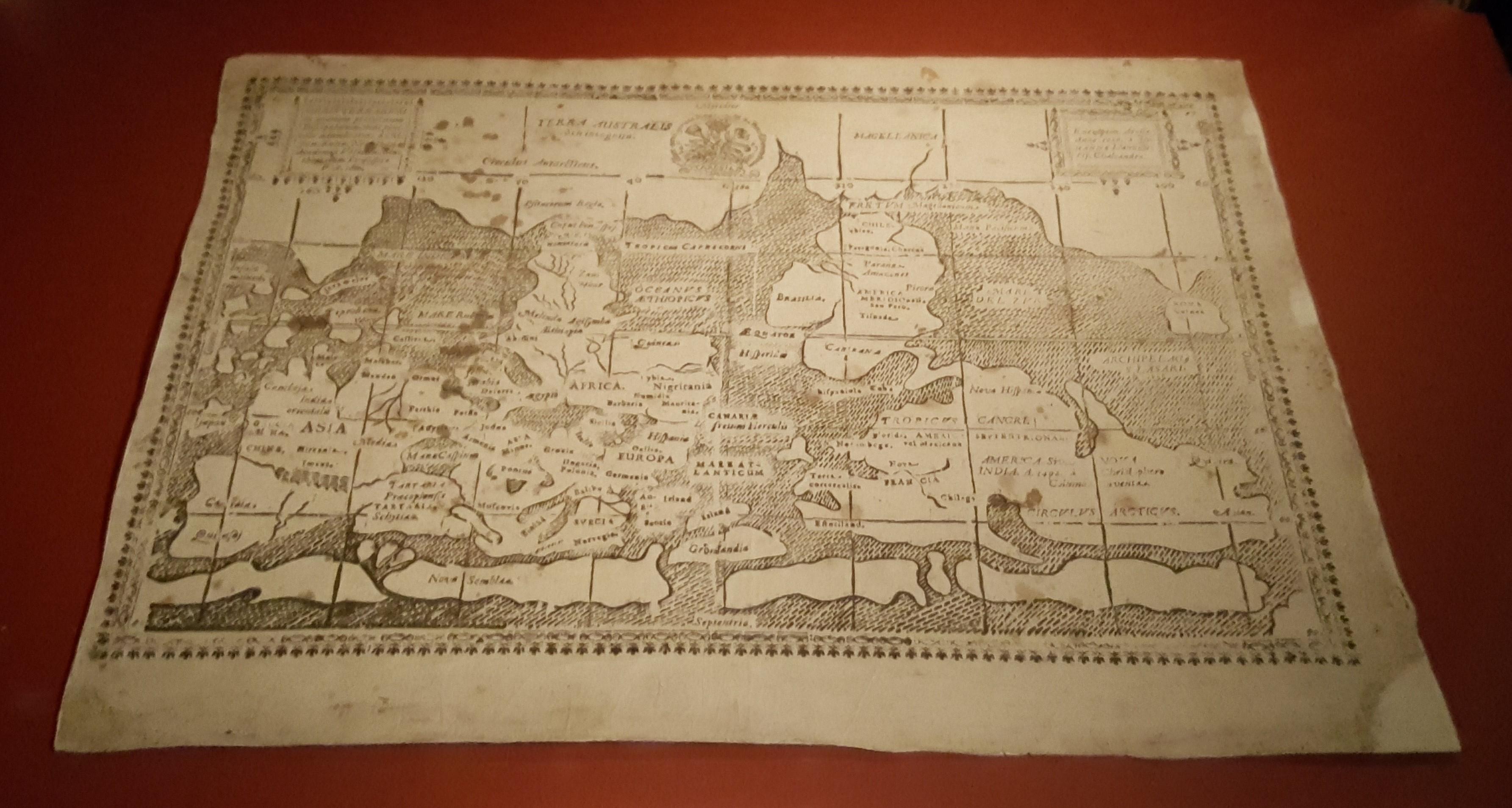 Bild Rudbeckius karta